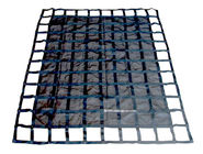 China Vehicle 25mm 35mm 50mm Custom Cargo Net , Lifting Cargo Nets For Cars company