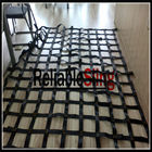 China Customized Polyester Webbing Cargo Netting 25mm~50mm For Cars factory