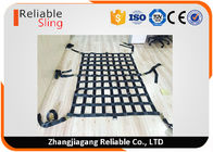 China Customized Polyester Heavy Duty Cargo Net Multi - Color Sling Net CE Approved factory