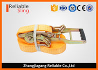 China 50mm 5T Ergo Ratchet Tie Down Strap for Truck EN 12195-2 CE Certified factory
