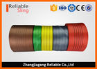 China High Strength Polyester Webbing Low Elongation Synthetic Chemical Resistant factory