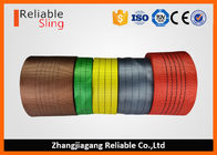 China High Strength Polyester Webbing Low Elongation Synthetic Chemical Resistant company