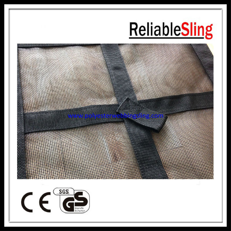 Polyester Vehicle Webbing Cargo Net for Interior Truck and Trailer