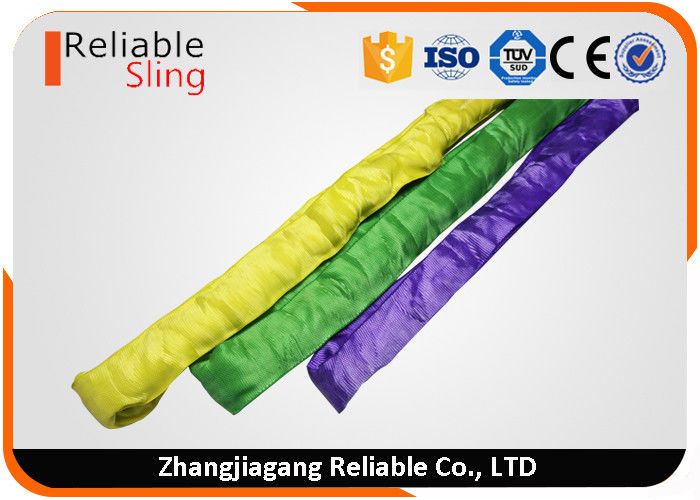 10FT Endless Round Lifting Sling 17600Lbs 3M//10Ft Industrail High Strength
