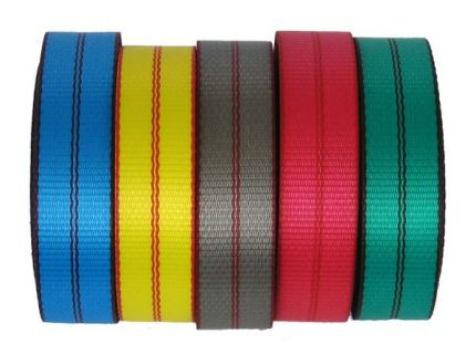 Popular 100mm 10T Tie Down Polyester Webbing Strap 16200 lbs 10000kg